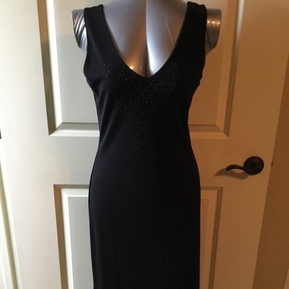 Casual Corner Dresses Semi Formal Formal Black Dress Poshmark